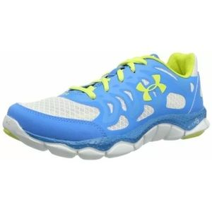 Under Armour Running Micro G Engage Blue/Yellow